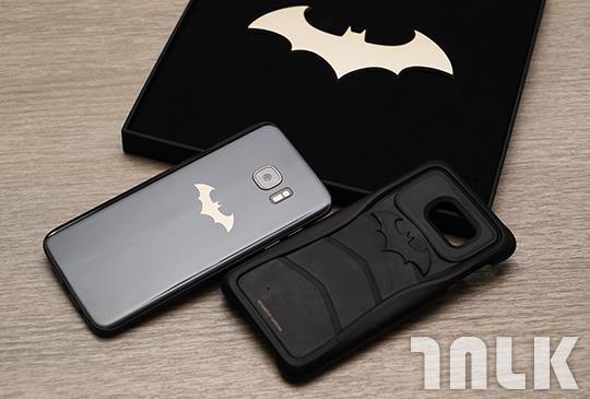 得標金額破 800 萬,三星 Galaxy S7 edge 蝙蝠俠限量號碼 001 競標結束