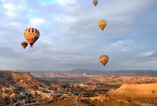 【歐亞交界的國度】揭開土耳其的神秘面紗