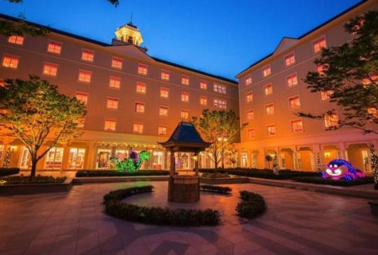 暢遊迪士尼,入住新開幕的「東京迪士尼歡樂飯店」
