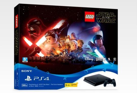 PS4《樂高星際大戰:原力覺醒》中文同捆組 12 月開賣