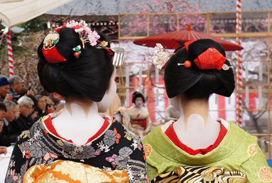 一窺日本藝伎神秘生活,下輩子也想變成嬌小藝伎!