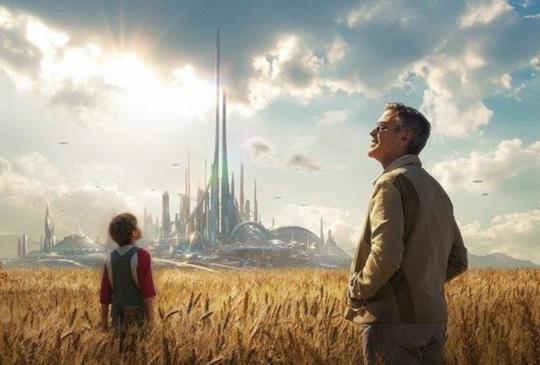 【看電影發牢騷《明日世界》科幻電影的宏觀與世界的流亡】