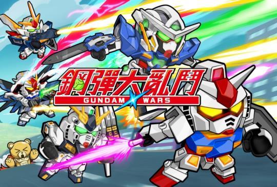 成為新人類,《LINE 鋼彈大亂鬥》7/19 開啟戰端!