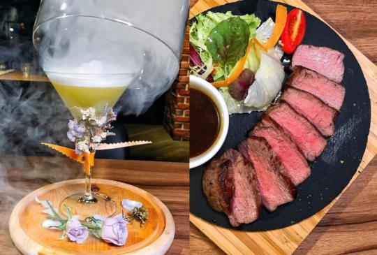 (台北)從食物到超美調酒都讓我滿意的悄悄話餐酒館,居然還有販售超好吃義大利餃!