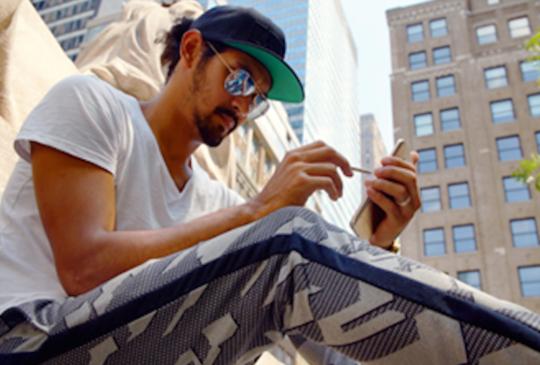三星發布 Moment of Note 影片,4 位潮流達人用手機紀錄紐約的精彩時刻