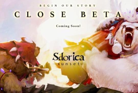 雷亞新作《Sdorica  sunset》,奇幻手遊封測將於 4 月展開