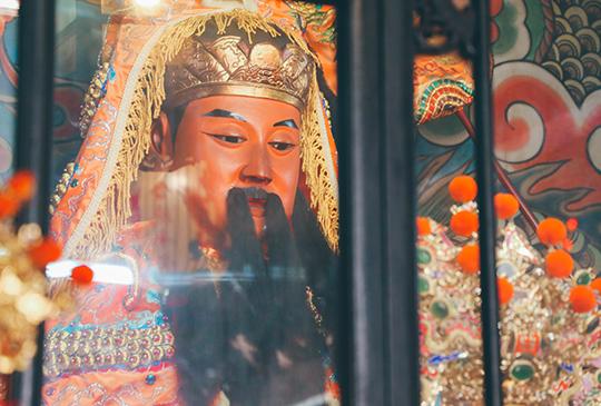 從遠方來的神,彰化城裡的移民廟宇散步(漳、泉、潮、福、汀洲原鄉信仰故事)
