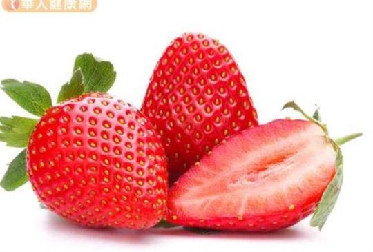 【防血壓飆用喝的!每周喝1杯草莓汁防高血壓】