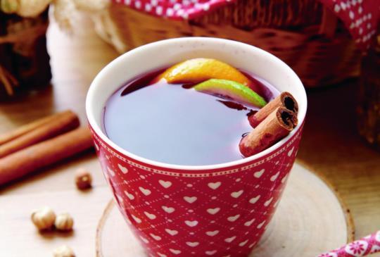 聖誕節的熱紅酒~帶給你冬天裡的溫暖和甜美!