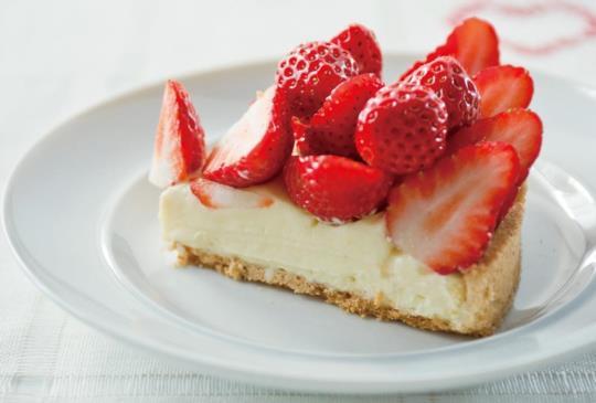 【法國甜點珍藏食譜:檸檬奶油草莓塔】