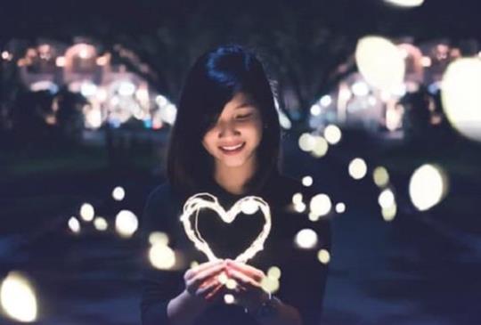 【愛一個人 讓你想成為更好的人】