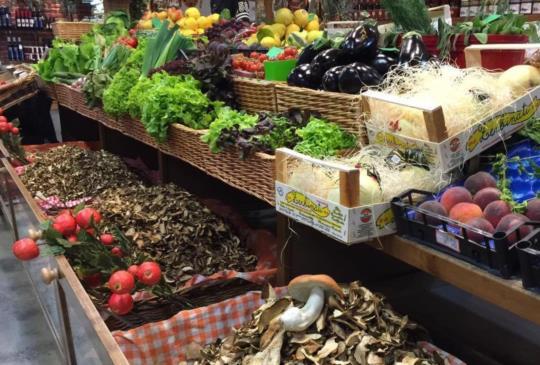 行旅逛市場搞懂義大利美食三大精神