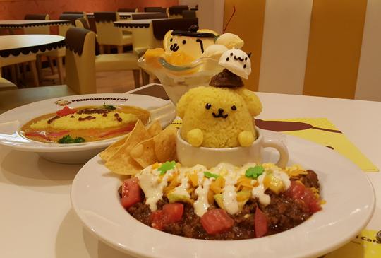 三麗鷗超萌主題餐廳又一彈!布丁狗療癒魅力隆重登場,卡哇依料理無極限