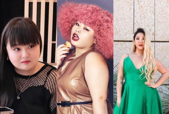 【3個亞洲勁掂重量級女星!棉花糖女子:我們肥,但一樣勁掂!】