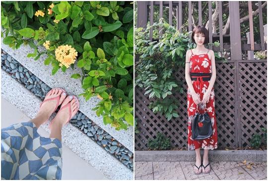 3個夏日消暑穿搭新提案!夾腳拖STYLE也能很時尚