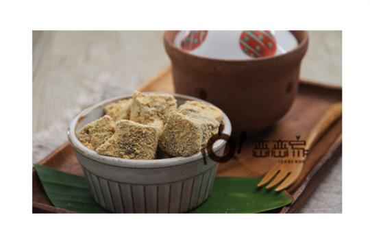 影音食譜:Q軟清爽日式黑糖蕨餅