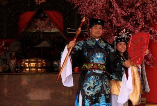 【印尼三寶壟】鄭和下西洋-三寶公真的到過三寶壟?