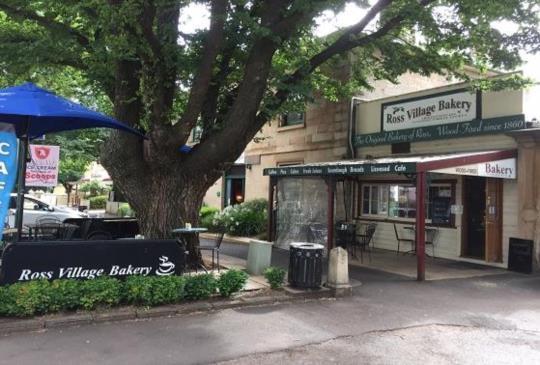 【澳洲 – 塔斯馬尼亞】尋找魔女宅急便琪琪的麵包店小鎮「羅斯」