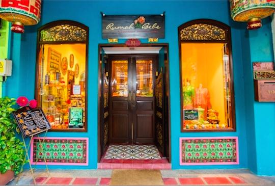 從「娘惹」美食文化,遇見更在地的新加坡