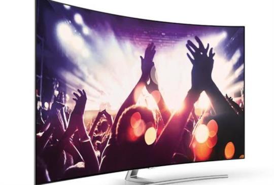 【CES17】三星電子發表新一代超廣角量子點技術 QLED 電視