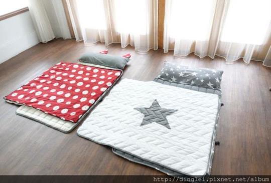 韓國 The Zazak 記憶棉兒童睡袋。品質&實用度都100分的時尚可愛睡袋