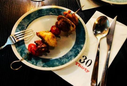 信義區仙氣餐廳「30thirty老酒館」