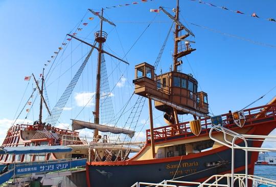 【日本大阪自助】乘著聖瑪麗亞號出航吧!