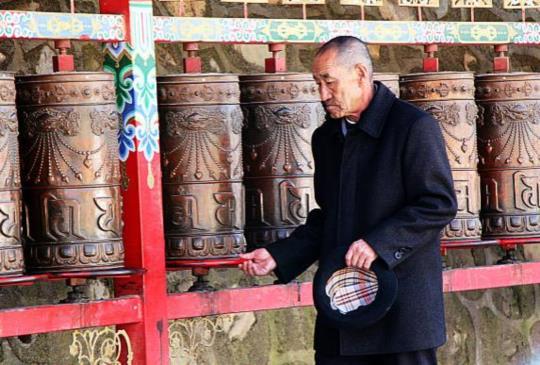 【青海西寧】文化交錯異國風 酥油香溢塔爾寺