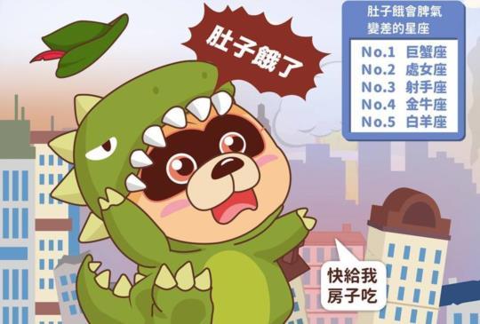 【男友注意!最容易被食物影響心情的星座女TOP5!】