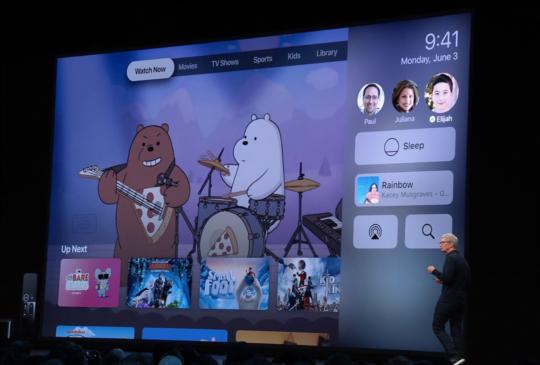 【WWDC 2019】tvOS 更新,支援不同使用者以及 Xbox、PS4 手把