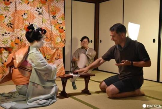 【『岐阜』在日式咖啡廳與舞妓來場午後約會吧!】