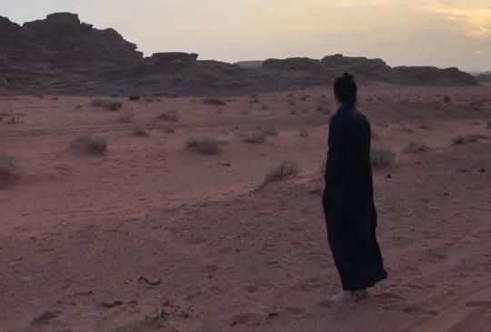 踏上勇闖沙烏地的旅程