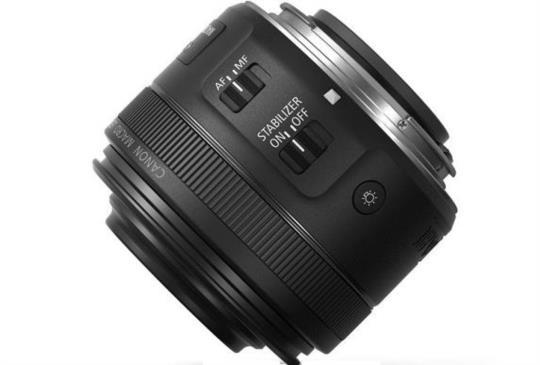CANON 發表最新 APS-C規格MICRO 鏡頭
