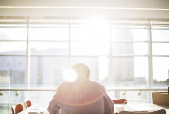 工作就像談戀愛:在準備好的時候,遇到對的人,才能實現完美的結果。