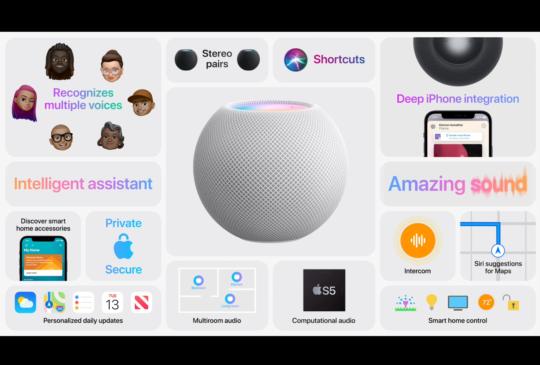 Apple 2020 十月發表會,更便宜的 HomePod mini 來了!