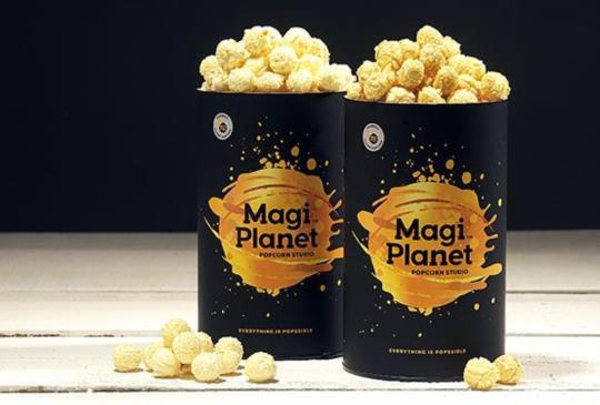 來自星球的爆米花【Magi Planet】全球首間門市北車微風引爆!人氣必嚐這四款......