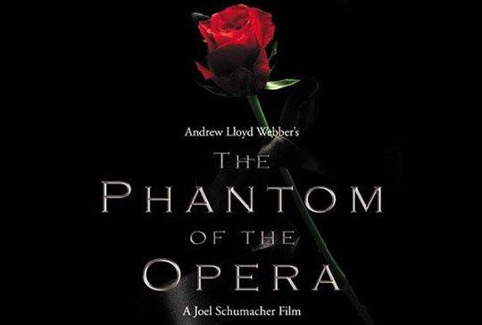 【《歌劇魅影》,不論是誰,都渴望一份溫暖的關懷與純粹的愛情。】