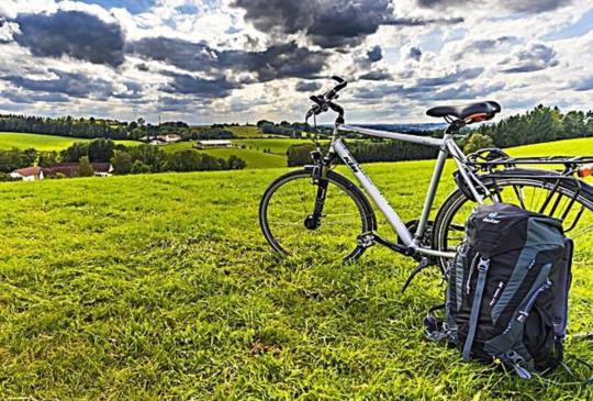 親子同騎輕旅遊,推薦5條輕鬆騎自行車道!