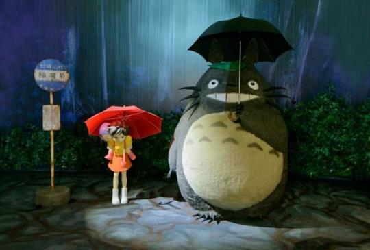 【和神隱少女一起神隱吧!《吉卜力的動畫世界特展》來台灣了!親身感受動畫裡的熟悉場景】