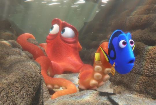 動畫也有人生哲理?《海底總動員2:多莉去哪兒?》鼓勵你勇敢向前走!