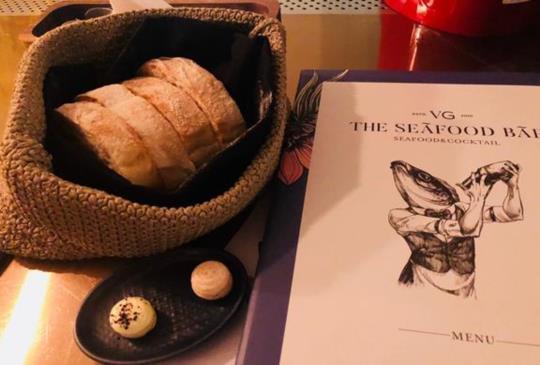 不將就的特色海鮮「VG The Seafood Bar」吃過你就潮出水!
