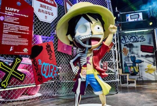 [玩具解剖展 JASON FREENY ASIA ] 台北首展登場 在華山 統統剖來看