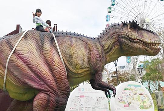 【2020新景點】想騎恐龍嗎? 超可愛融化冰淇淋,大人小孩都喜歡的『親子景點』推薦你!