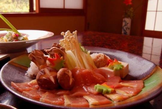 樂天旅遊公布日本六間「古民家旅館季節傳統美食」隱藏版名單