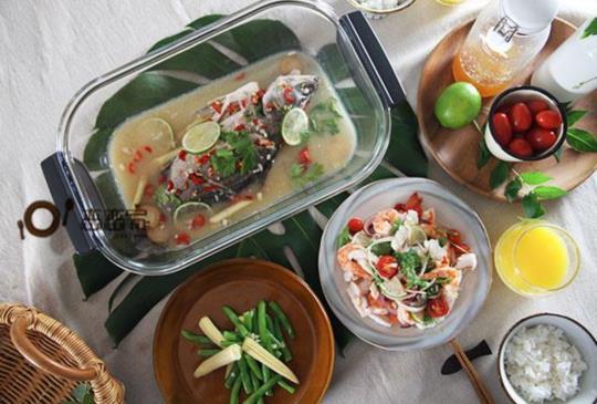 文末有抽獎:蒸得營養不流失更健康:一鍋煮出泰式檸檬魚+泰式涼拌海鮮(加碼做泰式料理一定必備的泰式萬用