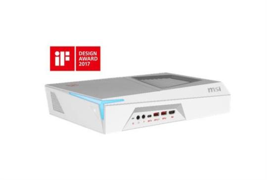 【COMPUTEX17】搶電競商機,微星推出 Trident 3 Arctic VR 桌機雪白限量款