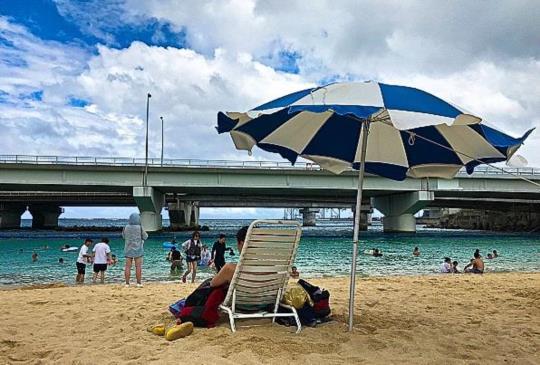 【日本。沖繩】夏天必衝沖繩的5個原因