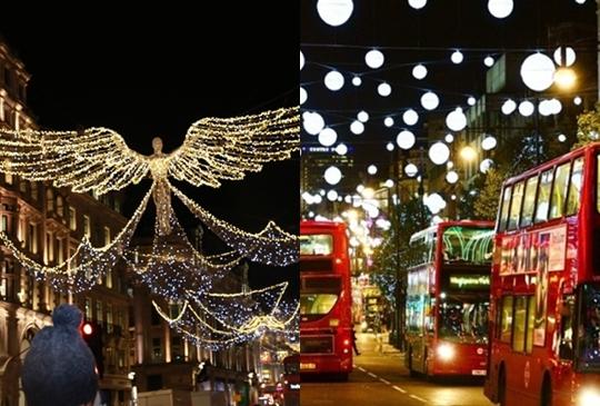 美到想流淚!一生一定要來過一次的英國耶誕節!