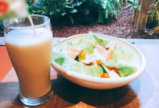 【上班日減肥法成流行「高纖豆漿+沙拉」雙纖維搭配 平衡餐首選】