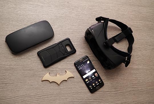 售價為 36,900 元!三星 Galaxy S7 edge 蝙蝠俠限量款搶先看